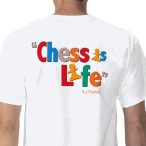 Chess is life