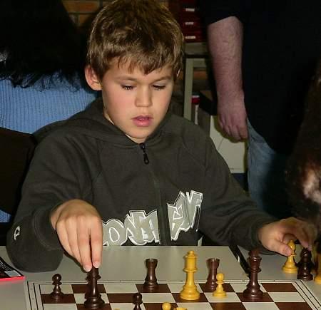 Magnus Carlsen, il Mozart degli scacchi!